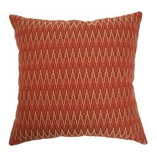 Caelic Zigzag Polyester Pillow