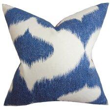 Leilani Ikat Linen Pillow