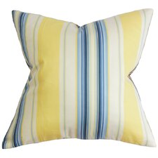 <strong>The Pillow Collection</strong> Douce Stripes Pillow