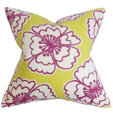 Winslet Floral Pillow