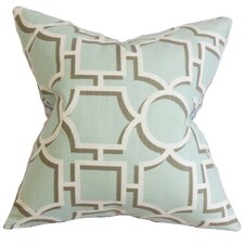 <strong>The Pillow Collection</strong> Ono Geometric Pillow