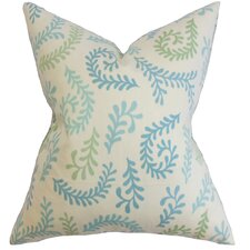 <strong>The Pillow Collection</strong> Niall Floral Pillow