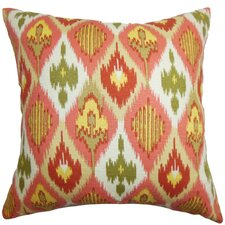 <strong>The Pillow Collection</strong> Bechet Ikat Pillow