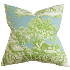 Evlia Toile Pillow
