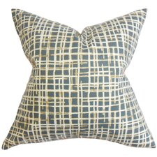 <strong>The Pillow Collection</strong> Onslow Plaid Pillow