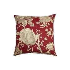 <strong>The Pillow Collection</strong> Panthea Floral Pillow