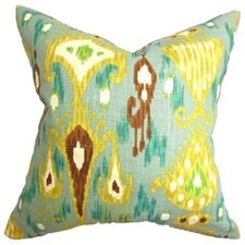 <strong>The Pillow Collection</strong> Hartigan Ikat Pillow
