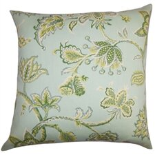 <strong>The Pillow Collection</strong> Walcott Floral Outdoor Pillow