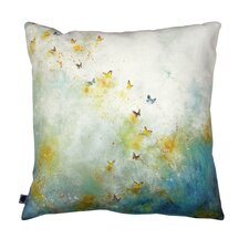 Butterfly Dance Printed Cushion