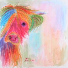 Winny by Shirley MacArthur Wall Art
