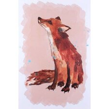 Fox by Alison Fennel Wall Art