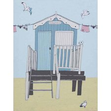 Seagull Thieves by Kathryn Oxley Wall Art