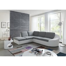 "3-er Sofa ""Shine"" mit Longchair"