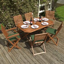 Plumley 7 Piece Dining Set