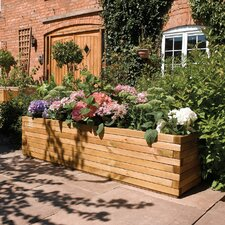 Patio Rectangular Planter