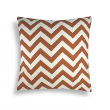Chevron Cotton Decorative Pillow