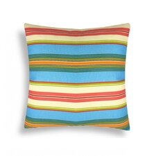 Summer Stripe Decorative Pillow
