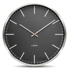 "<strong>Leff Amsterdam</strong> One55 21.7"" Wall Clock"