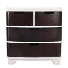 Luxo 4 Drawer Dresser