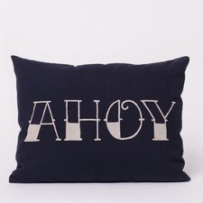 Cotton Ahoy Pillow