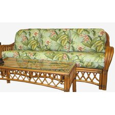 <strong>Spice Islands Wicker</strong> Montego Bay Sofa