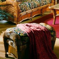 <strong>Spice Islands Wicker</strong> Kingston Reef Ottoman
