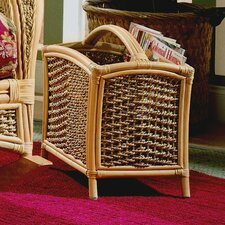 <strong>Spice Islands Wicker</strong> Magazine Rack