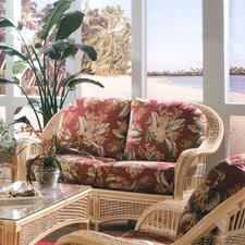 <strong>Spice Islands Wicker</strong> Loveseat