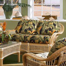 <strong>Spice Islands Wicker</strong> Islander Loveseat