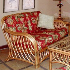 <strong>Spice Islands Wicker</strong> Montego Bay Loveseat