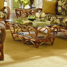 <strong>Spice Islands Wicker</strong> Caneel Bay Coffee Table