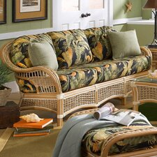 <strong>Spice Islands Wicker</strong> Islander Sofa
