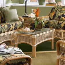 <strong>Spice Islands Wicker</strong> Islander Coffee Table Set