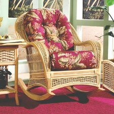 <strong>Spice Islands Wicker</strong> Rocking Chair