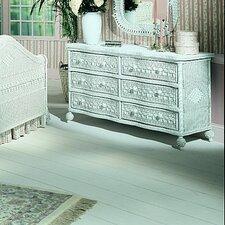 Classic 6 Drawer Dresser