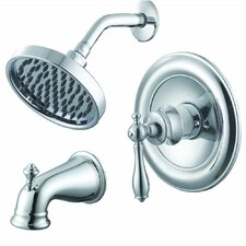 Lady Chelsea Pressure Balance Tub and Shower Trim Lever Handle