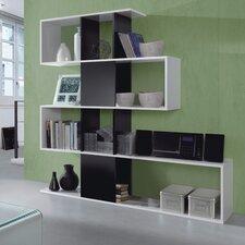 Bücherregal Zig-Zag