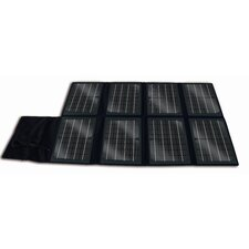 80-Watt Folding Monocrystalline Solar Panel Charger