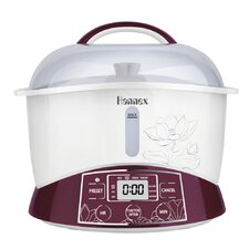 <strong>Hannex</strong> Electric Multi-Stew Cooker/Steamer Pot 2-in-1