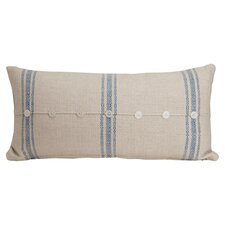 <strong>Provence Home Collection</strong> Hampton Classic Large Skinny Pillow