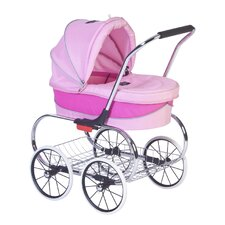 Princess Doll Stroller in Pink