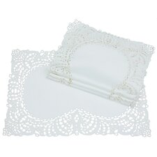 Dainty Lace Placemat (Set of 4)