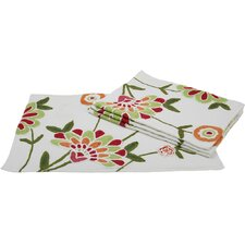 Flora Linens Placemat (Set of 4)