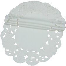 Spring Egg Round Doily (Set of 4)