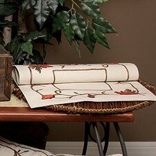 Harvest Vine Placemat and Napkin Set