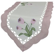 "Tulip 54"" x 15"" Table Runner"