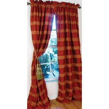Wilshire Rod Pocket Lined Curtain Panel