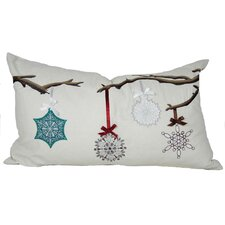 Limb Ornament Accents Pillow