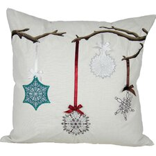 <strong>Xia Home Fashions</strong> Limb Ornament Accents Pillow