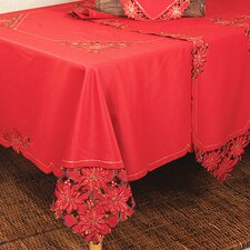 <strong>Xia Home Fashions</strong> Holiday Spirit Dining Linens Set